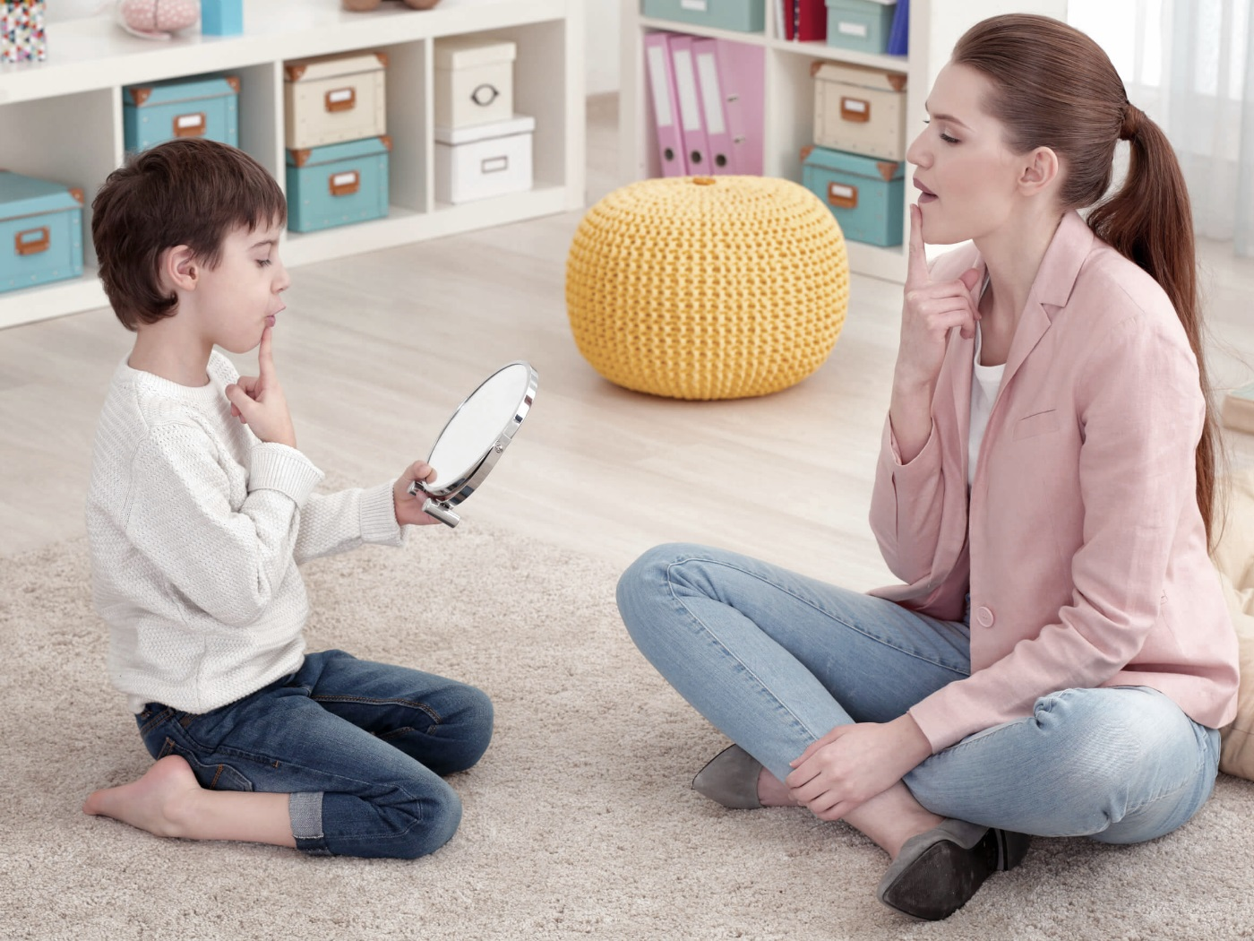 Tips To Parenting Kids With ADHD